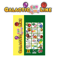 Galactic Fun Time Line